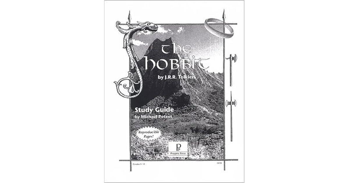 the hobbit study guide pdf