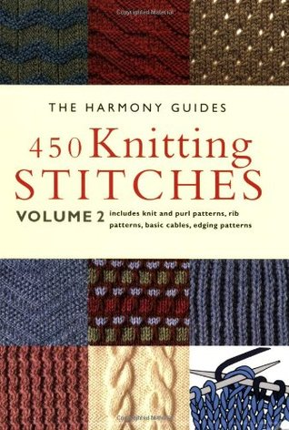450 Knitting Stitches: Volume 2 by Collins & Brown