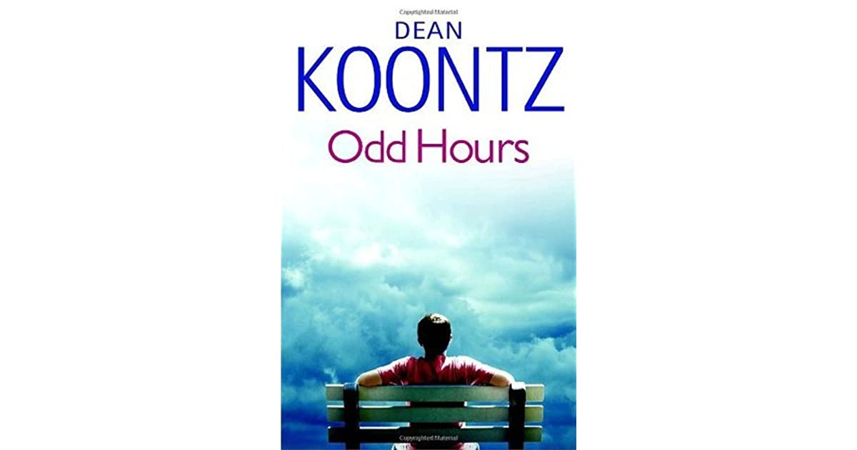 Odd thomas series goodreads giveaways