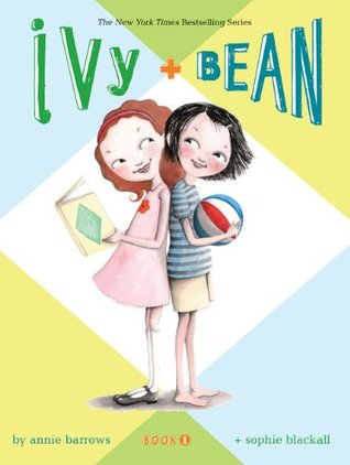 The Best Chapter Books for 1st Graders featured by top Seattle lifestyle blogger, Marcie in Mommyland: Ivy and Bean