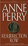 Resurrection Row  (Charlotte & Thomas Pitt, #4)
