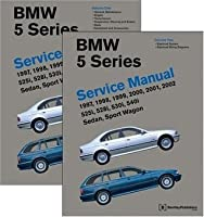 bmw 5 series service manual 1989 1995 525i 530i 535i 540i rh goodreads com 97 BMW 528I Stance 99 BMW 528I