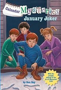 January Joker (Calendar Mysteries, #1)