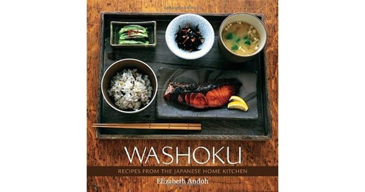 Washoku Recipes from the Japanese Home Kitchen