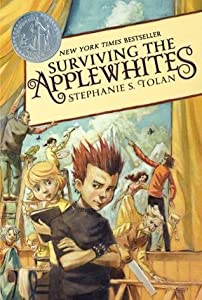 Surviving the Applewhites (Applewhites, #1)