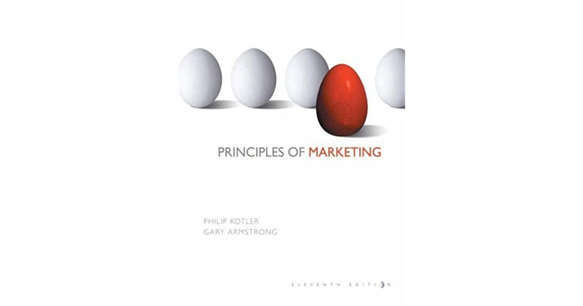 Principles of marketing by philip kotler fandeluxe Choice Image
