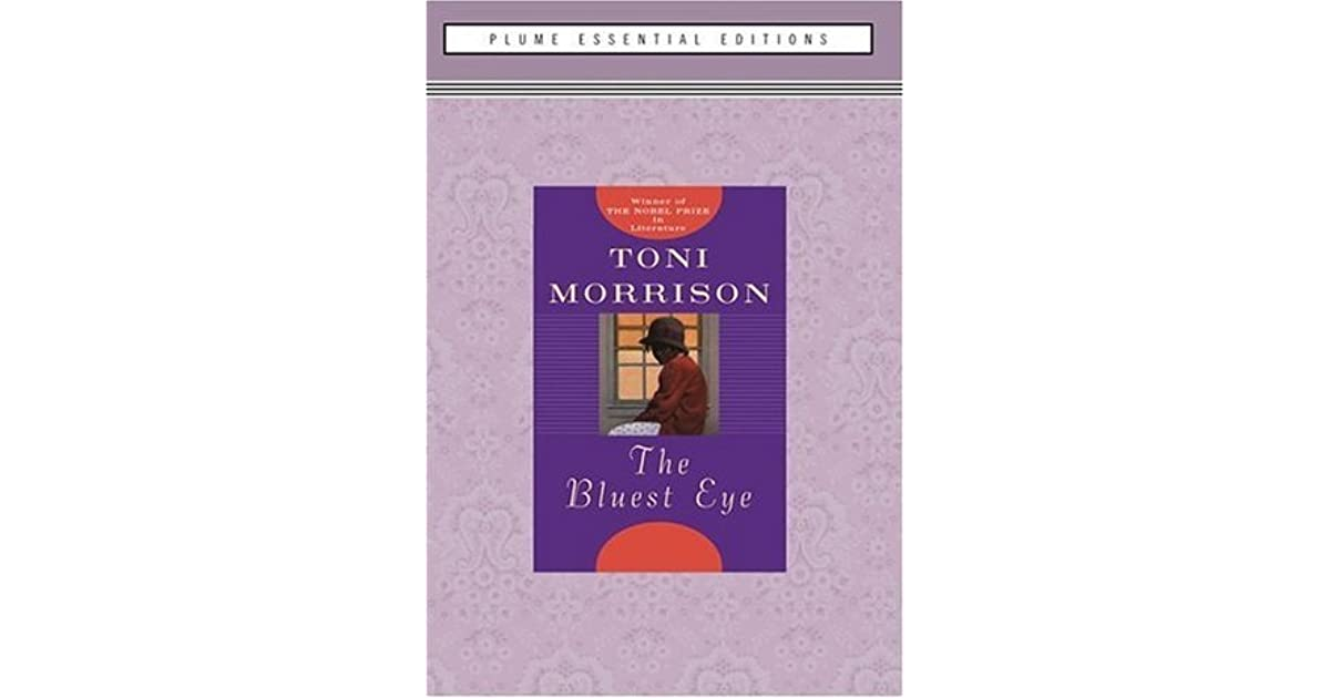 The bluest eye by toni morrison fandeluxe