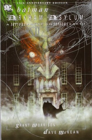 Batman: Arkham Asylum - A Serious House on Serious Earth