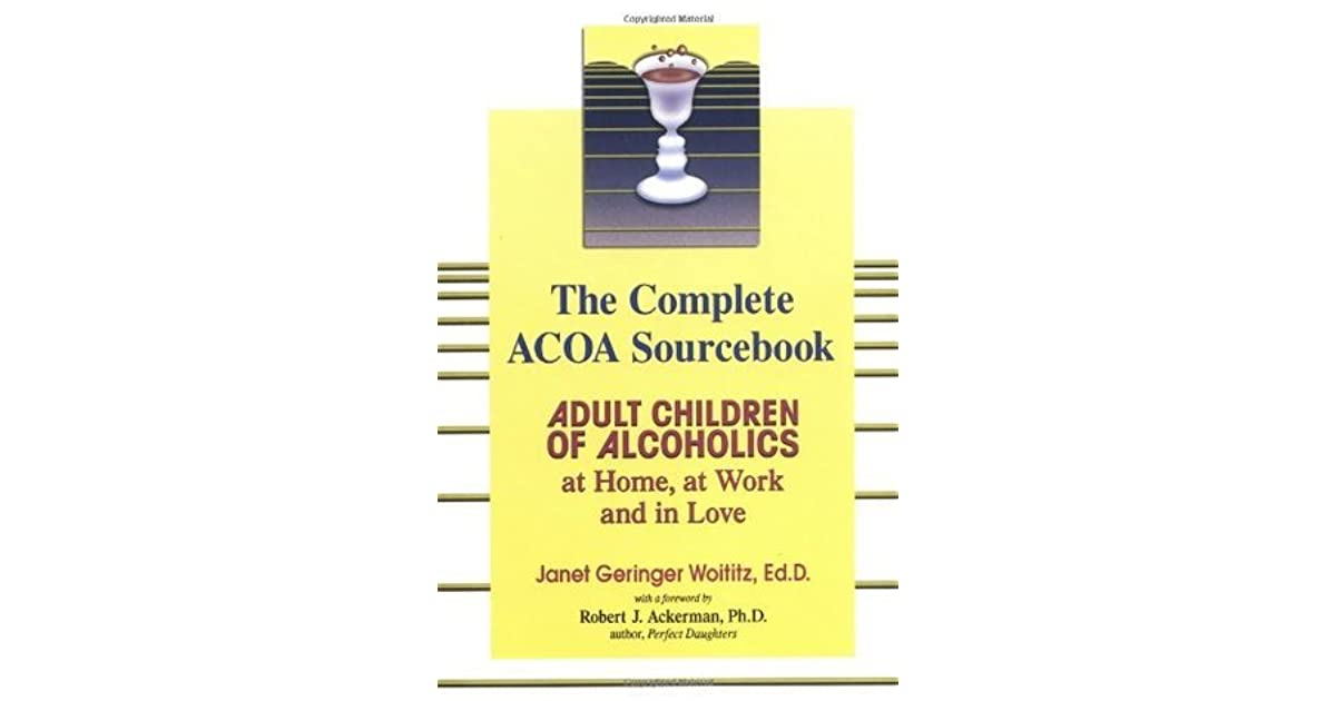 The 8 Books for Adult Children of Alcoholics of 2020