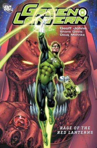 Green Lantern, Volume 7: Rage of the Red Lanterns