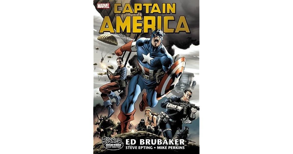 Captain America by Ed Brubaker Omnibus, Vol  1 by Ed Brubaker