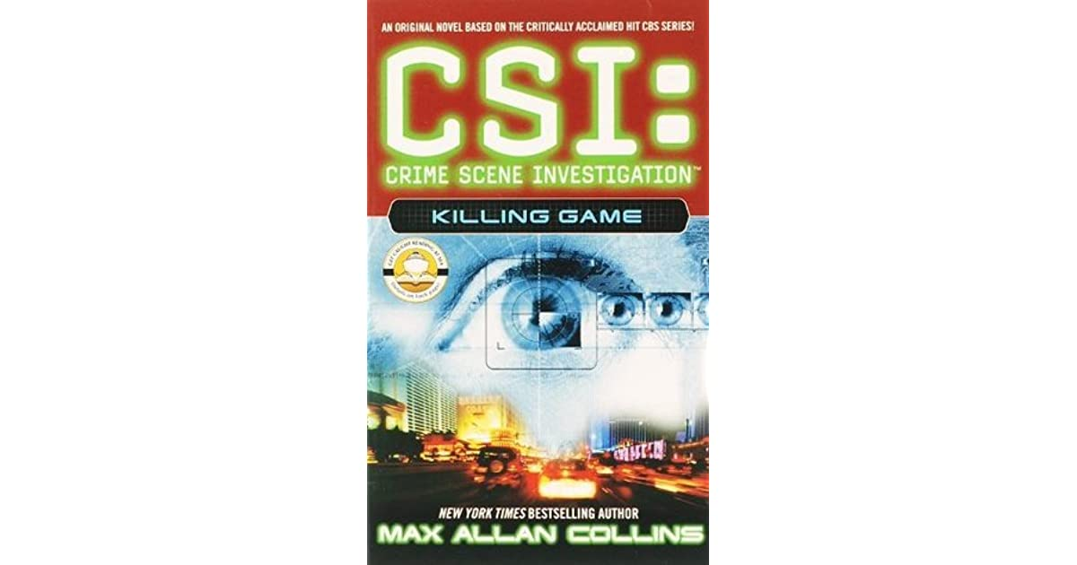 Killing game by max allan collins fandeluxe Document