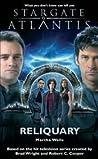 Reliquary (Stargate Atlantis, #2)