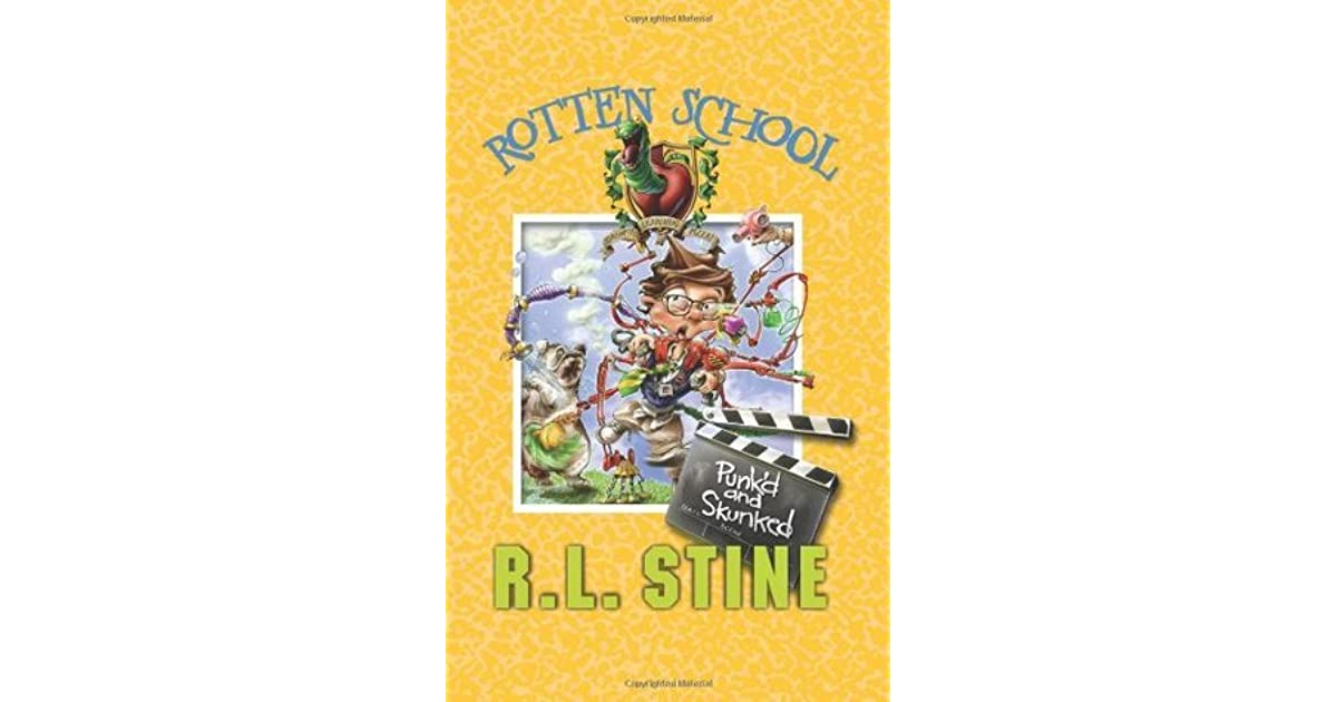 Rotten School #11: Punkd and Skunked