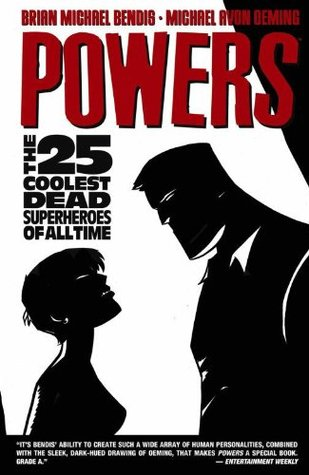 Powers, Vol. 12: The 25 Coolest Dead Superheroes of All Time