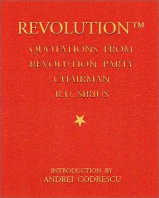 The Revolution by R.U. Sirius