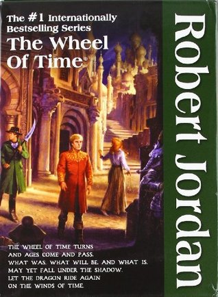 The Wheel of Time: Boxed Set #2