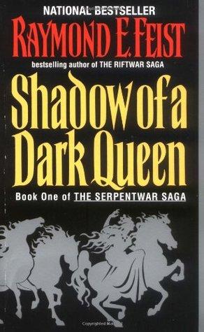 Shadow of a Dark Queen (The Serpentwar Saga, #1)