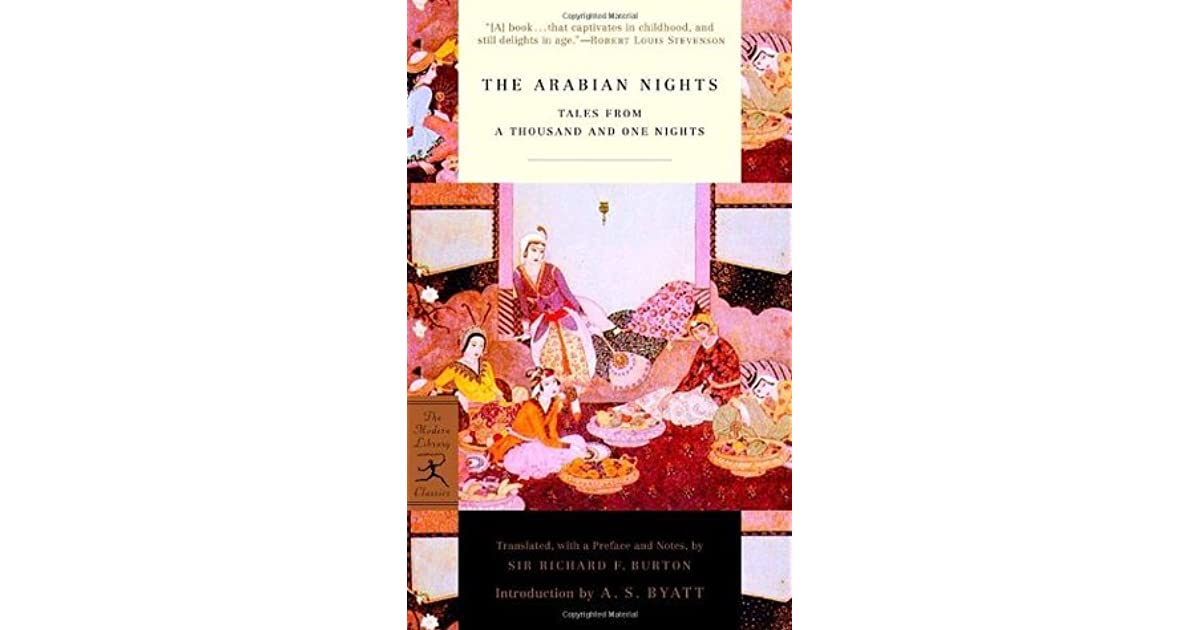 Robert Sheppard's review of The Arabian Nights