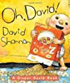 Oh, David! Diaper David Book