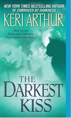 The Darkest Kiss (Riley Jenson Guardian #6)