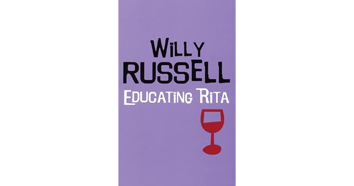 achieving humor in educating rita by willy Password requirements: 6 to 30 characters long ascii characters only (characters found on a standard us keyboard) must contain at least 4 different symbols.