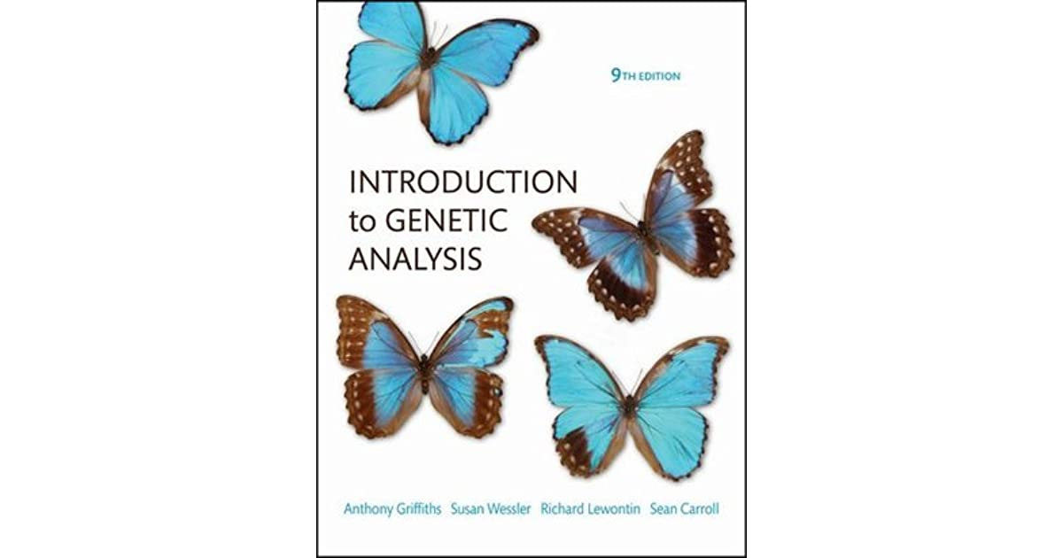 Griffiths Introduction To Genetic Analysis 10th Edition Pdf