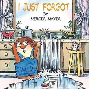 I Just Forgot (A Golden Look-Look Book)