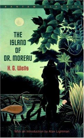 The Island of Doctor Moreau by H.G. Wells