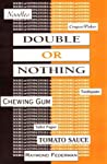 Double or Nothing by Raymond Federman