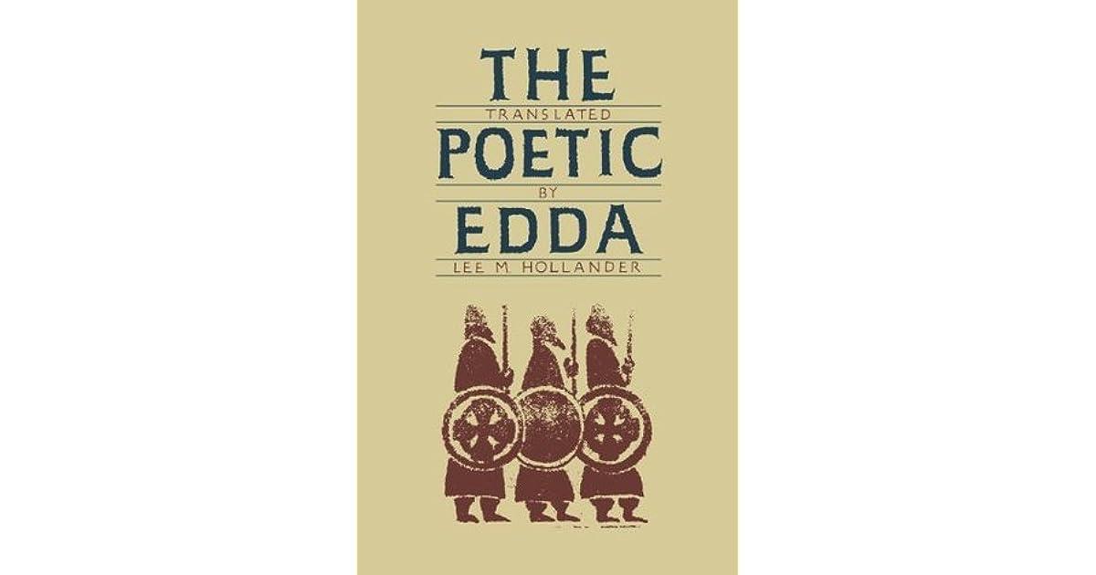 Poetic Edda Ebook