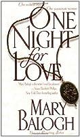 One Night for Love (Bedwyn Prequels, #1)