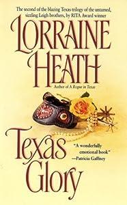 Texas Glory (Texas Trilogy, #2)