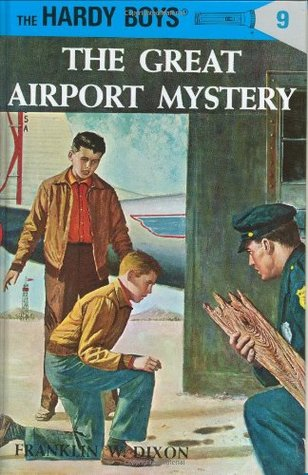 Franklin W. Dixon The Hardy Boys Mysteries, Books 8-10