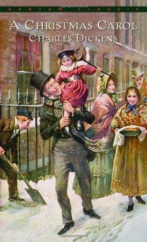 A Christmas Carol (The Christmas Books, #1)