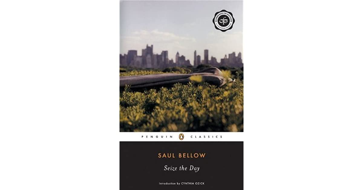 Seize The Day Saul Bellow Pdf
