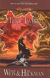 Test of the Twins (Dragonlance: Legends, #3)