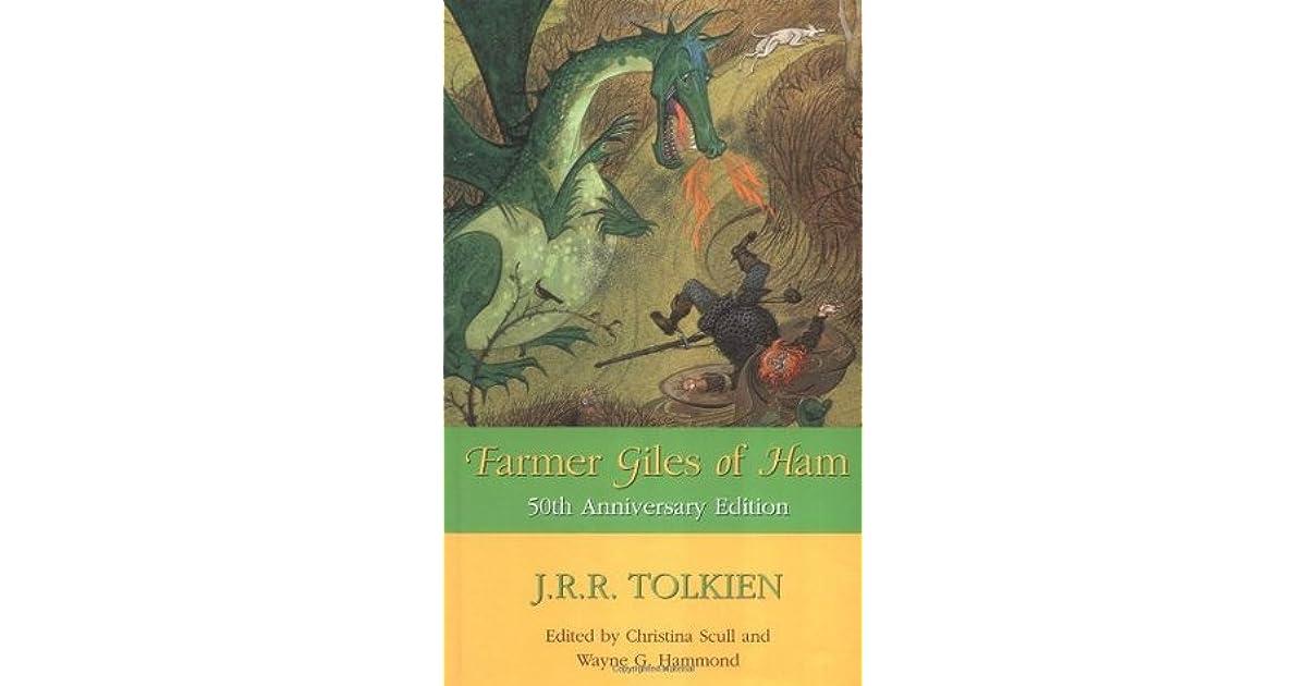 Ebook Farmer Giles Of Ham By Jrr Tolkien