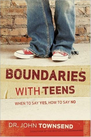 Boundaries with Teens When to Say