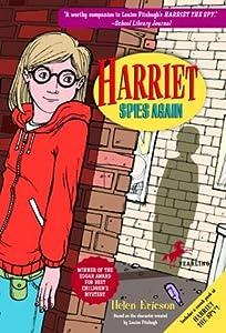 Harriet Spies Again (Harriet the Spy Adventures, #1)