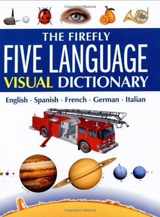 The firefly Five Languages Visual Dictionary