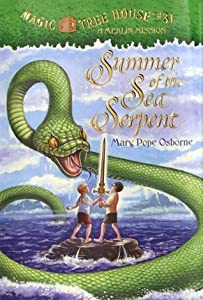 Summer of the Sea Serpent (Merlin Missions #3)