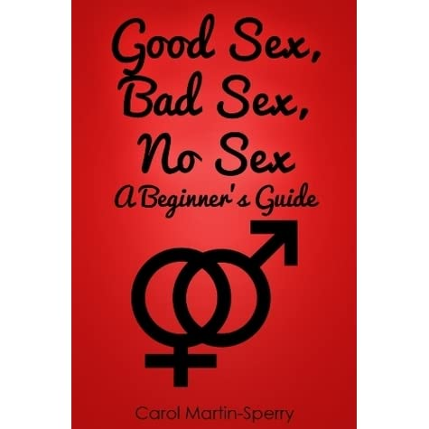 Why sex guides are bad