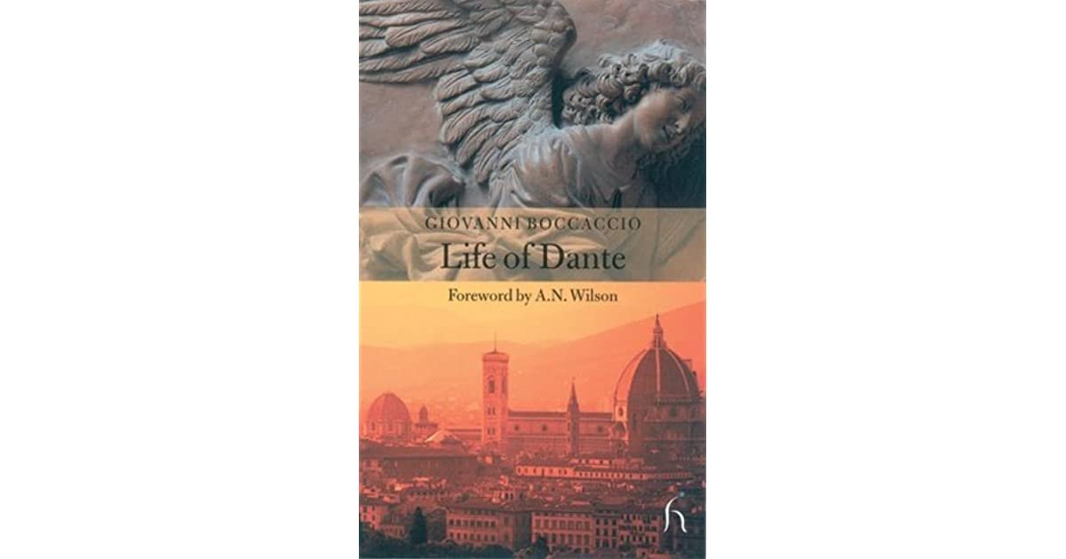 analysis on boccacio and dante
