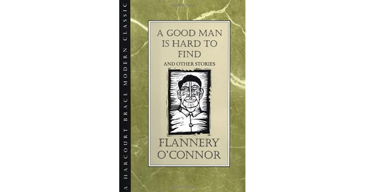 the tragic mistake of the grandmother in a good man is hard to find by flannery oconnor Start studying a good man is hard to find learn vocabulary flannery o'connor the grandmother's adult son who is frazzled dealing with his family on the.