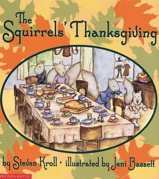 The Squirrel's Thanksgiving