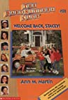 Welcome Back, Stacey (The Baby-Sitters Club, #28)