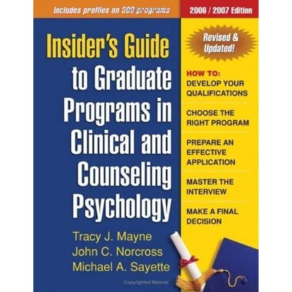 Counseling Psychology good biochemistry colleges