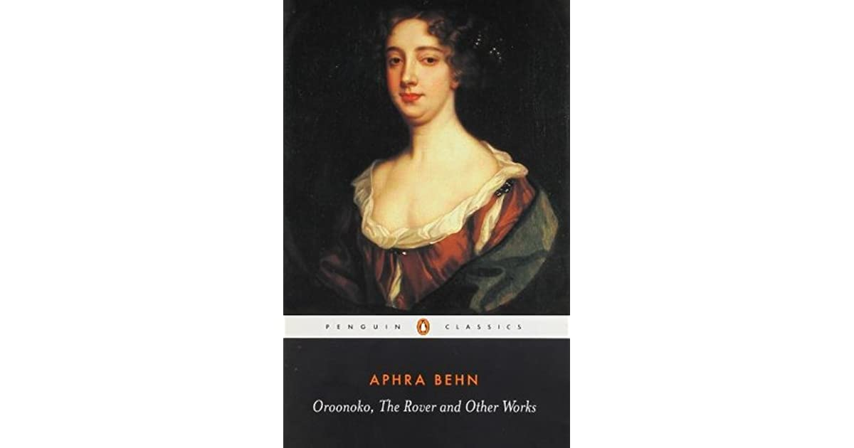 an interpretation of aphra behns oroonoko Oroonoko: or, the royal slave is a short work of prose fiction by aphra behn (1640–1689), published in 1688 by william canning and reissued with two other fictions later that year the eponymous hero is an african prince from coramantien who is tricked into slavery and sold to british colonists in surinam where he meets the narrator.