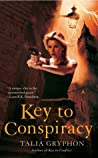 Key to Conspiracy (Gillian Key, ParaDoc #2)